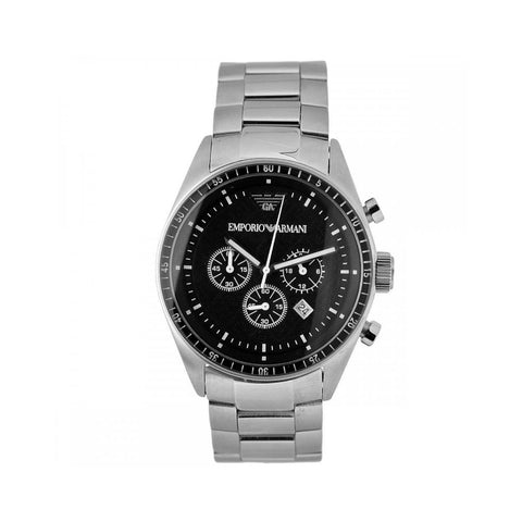 Emporio Armani AR0585 Men's Classic Chronograph Watch