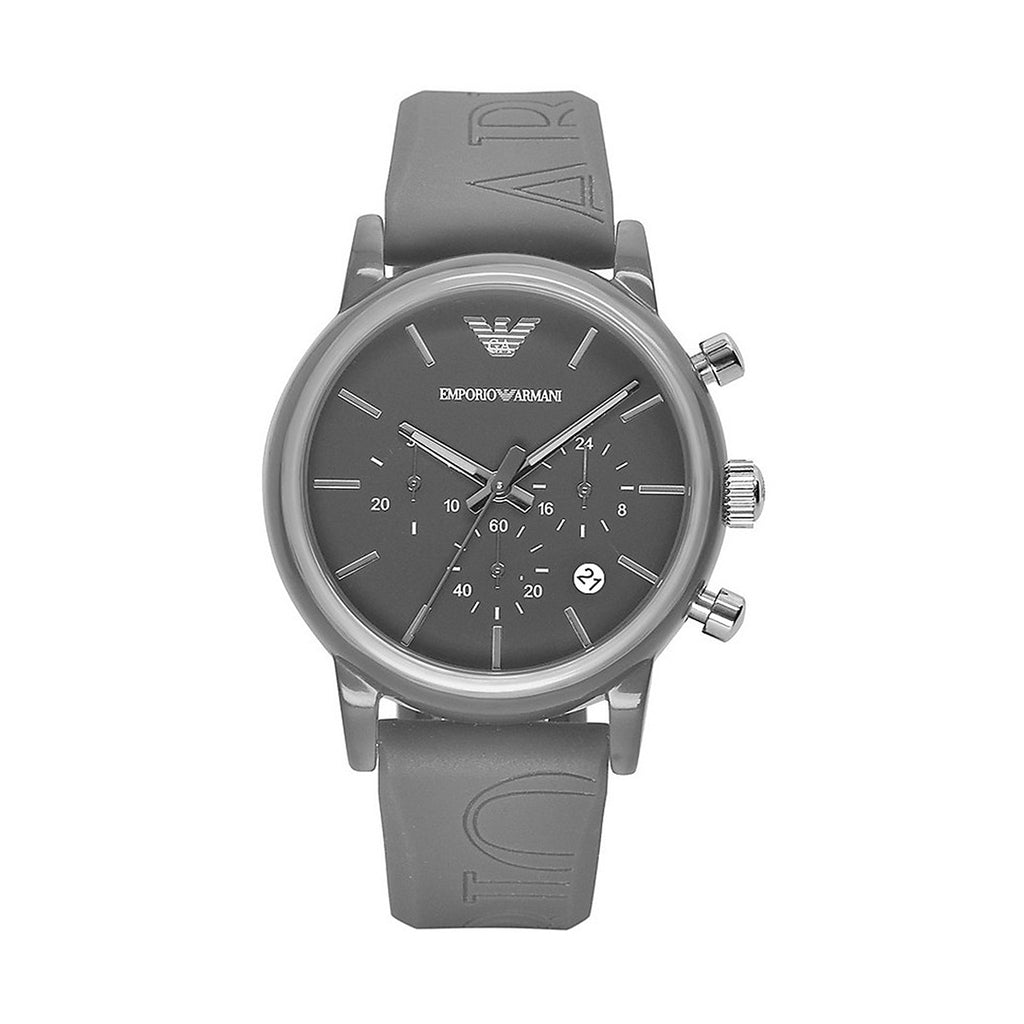 Emporio Armani AR1055 Men's Grey Dial Watch