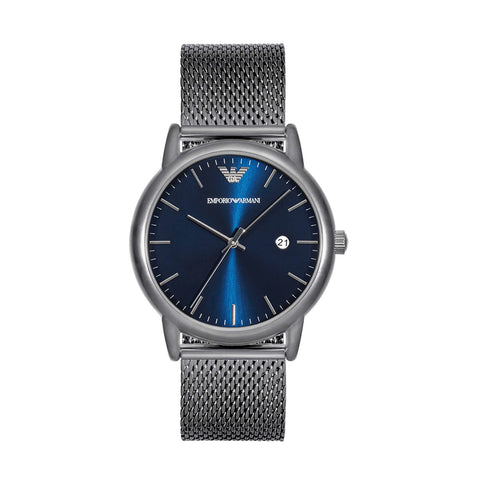 Emporio Armani AR11053 Men's Gunmetal Watch