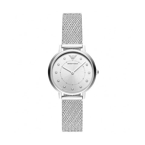 Emporio Armani AR11128 Ladies Mesh Watch