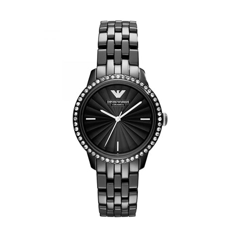 Emporio Armani AR1478 Ladies Ceramic Watch