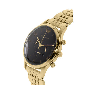 Emporio Armani AR1893 Men's Gold Plated Watch