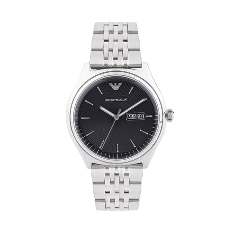 Emporio Armani AR1977 Men's Dress Silver Watch