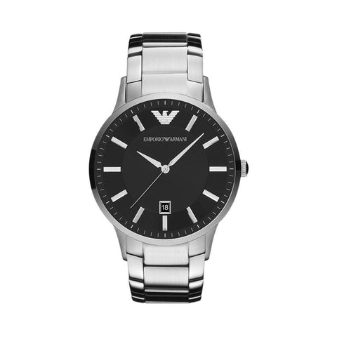 Emporio Armani AR2457 Men's Black Dial Watch