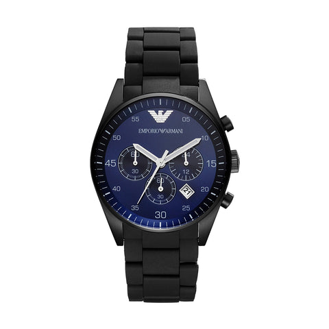 Emporio Armani AR5921 Men's Blue Dial Watch