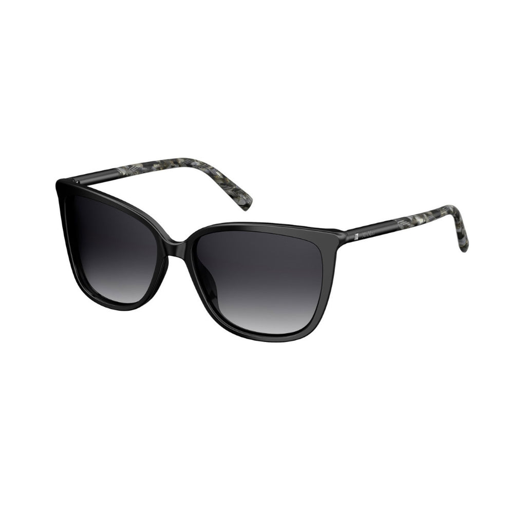 Max Mara MM Tube I 1EI569O Black Frame Ladies Sunglasses