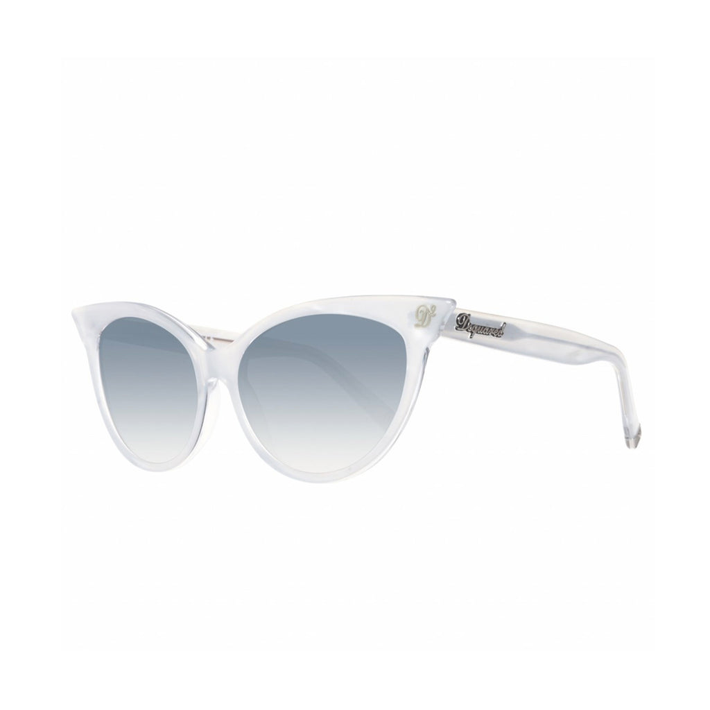 DSquared DQ0097/S 22B 58 Lades Silver Sunglasses