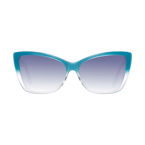 Dsquared2 DQ0129 89B 60 Ladies Turquoise Gradient Sunglasses
