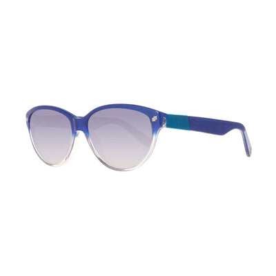 Dsquared2 DQ0147 92W 57 Ladies Blue Oval Sunglasses