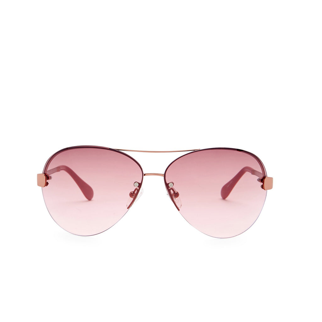 Guess GU7236 RGLD 52F Ladies Rose Gold Sunglasses
