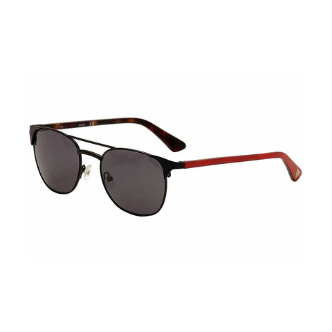 Guess GU7413 02A Mens Matte Black Sunglasses