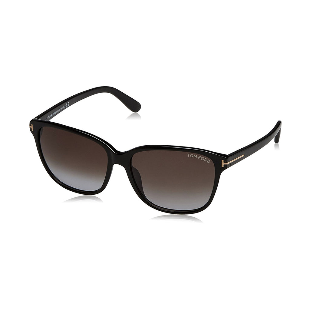 Tom Ford FT0432 01B 59 Dana Ladies Sunglasses