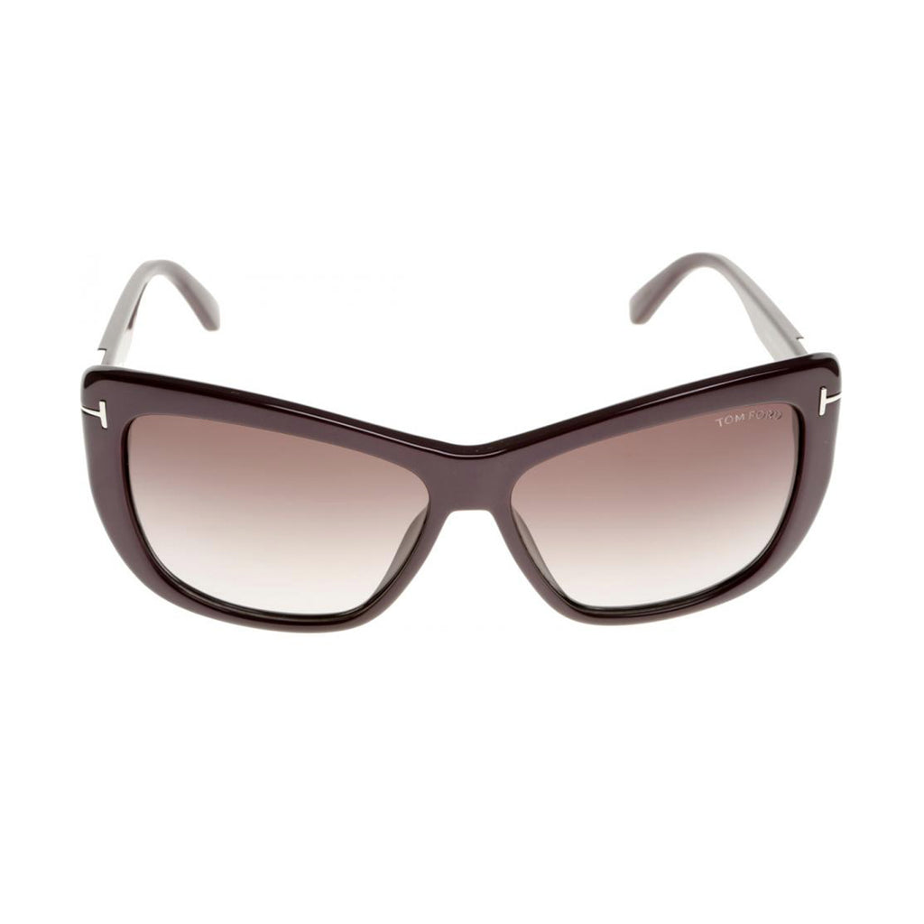 Tom Ford Lindsay FT0434 83T 58 Ladies Sunglasses