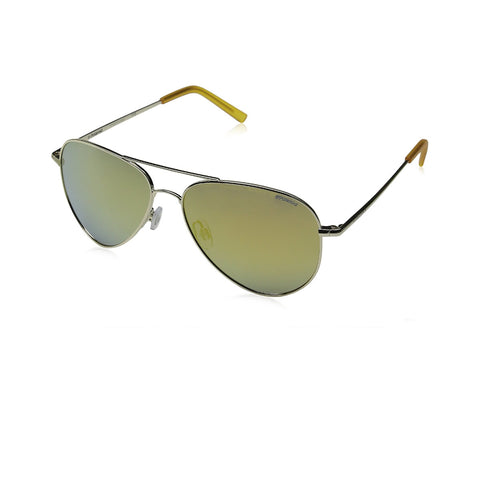 Polaroid Pld 6012/N Gold/Grey Frame Unisex Sunglasses