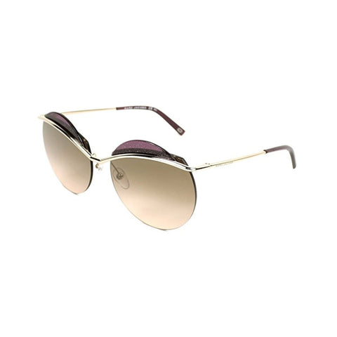 Marc Jacobs Marc 102/S Light Gold/Brown Ladies Sunglasses