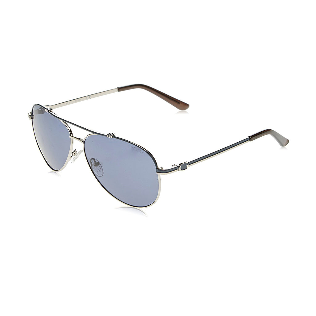 Guess GF6016/S 10V Ladies Blue Lens Sunglasses