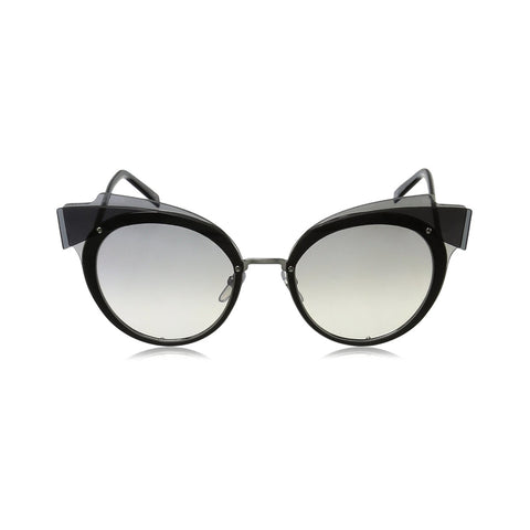 Marc Jacobs Marc 101/S Palladium/Grey Ladies Sunglasses