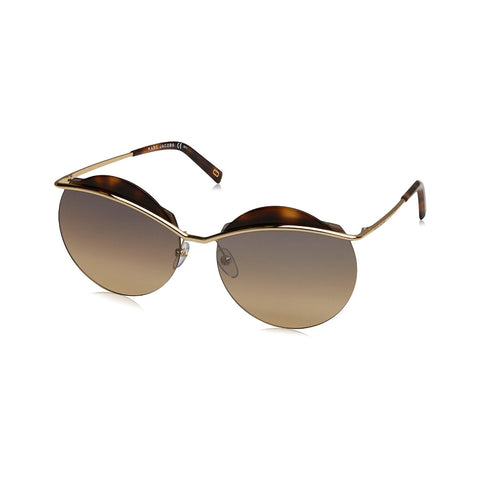 Marc Jacobs Marc 102/S Gold Frame Ladies Sunglasses