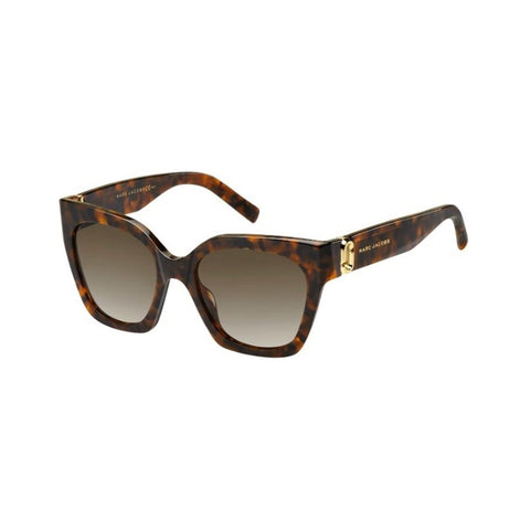 Marc Jacobs Marc 182/S Dark Havana Ladies Sunglasses
