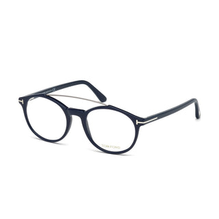 Tom Ford FT5455 090 Navy Blue Unisex Eyeglasses