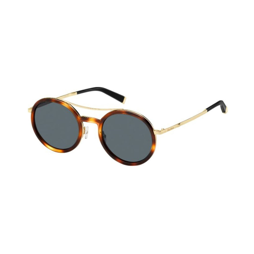 Max Mara MM Oblo 21G49IR Havana Ladies Sunglasses