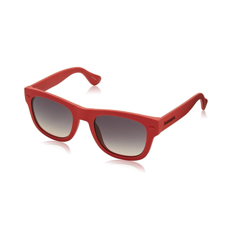 Havaianas Paraty/M ABA50LS Red Frame Unisex Sunglasses