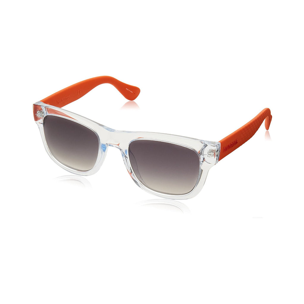 Havaianas Paraty/M QSW50LS Orange/Grey Unisex Sunglasses