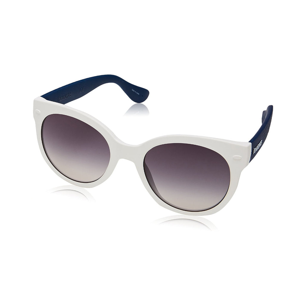 Havaianas Noronha/M White Blue Frame Ladies Sunglasses