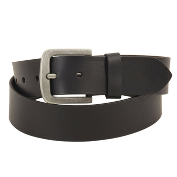Timberland B75476/7300 Black Leather 40MM Men's Belt