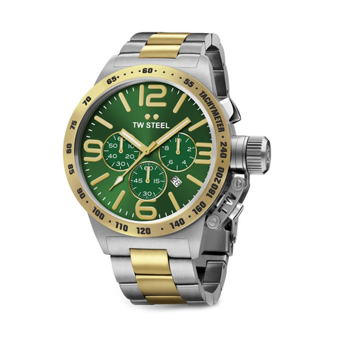 TW Steel CB63 Canteen Mens Chronograph Watch