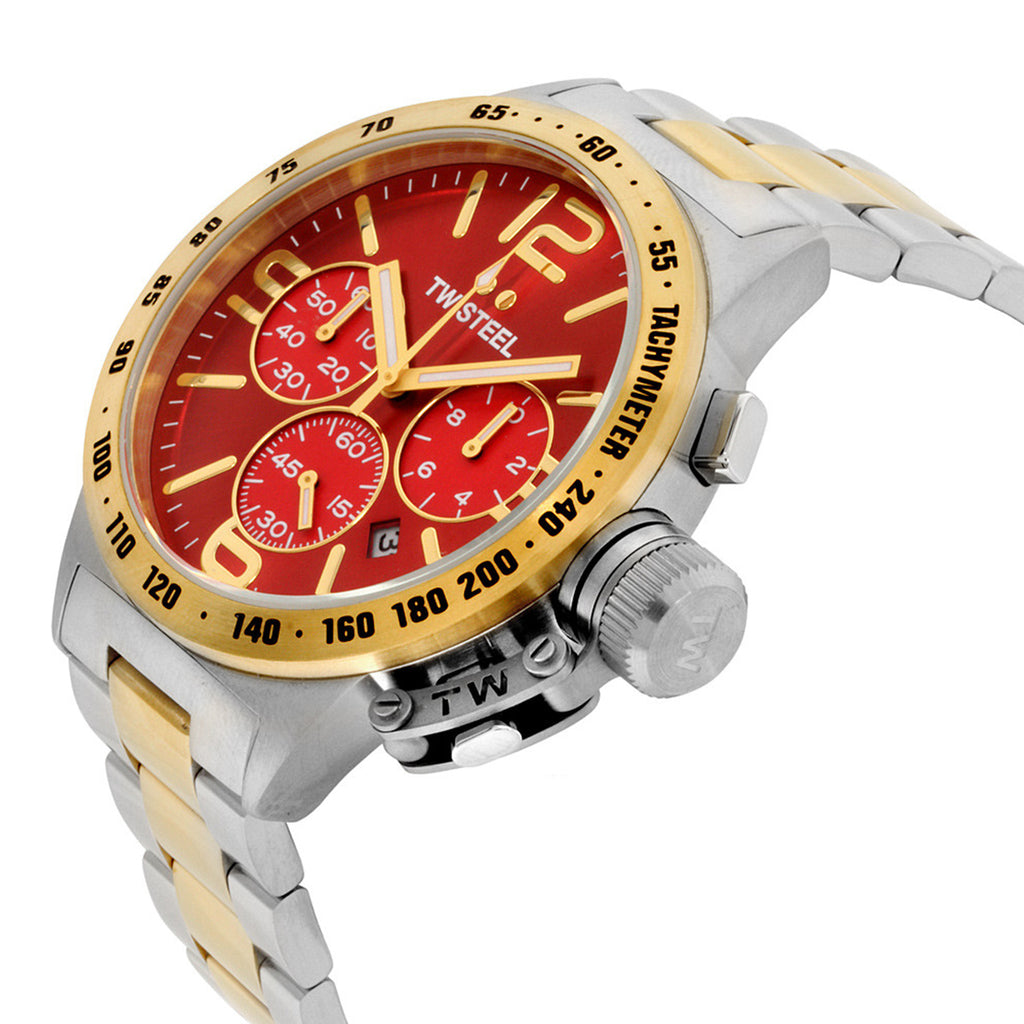 TW Steel CB73 Canteen Unisex Chronograph Watch