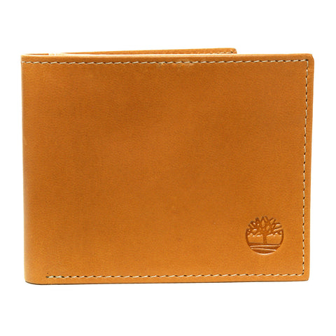 Timberland D01387/02 Mens Leather Passcase Bifold Wallet
