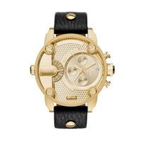 Diesel DZ7363 Men's Little Daddy Champagne Dial Watch