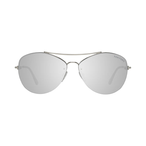 Tom Ford Ladies Sunglasses FT0566 18C 60