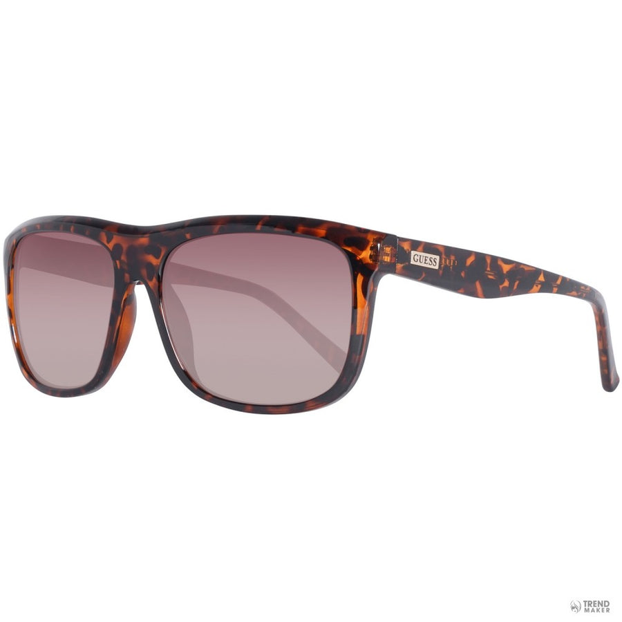 Guess GF5009 52F 58 Unisex Brown Sunglasses