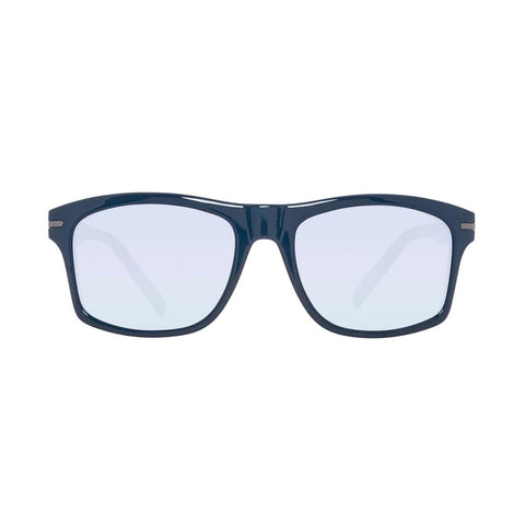 Guess GU0128F M46 56 Unisex Navy Blue Sunglasses