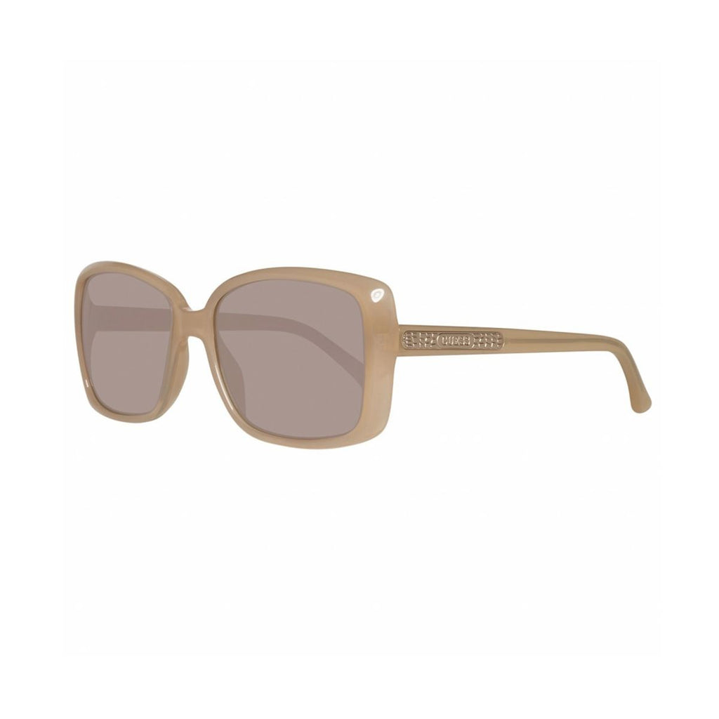 Guess GU7336 72C 58 Ladies Shiny Beige Sunglasses