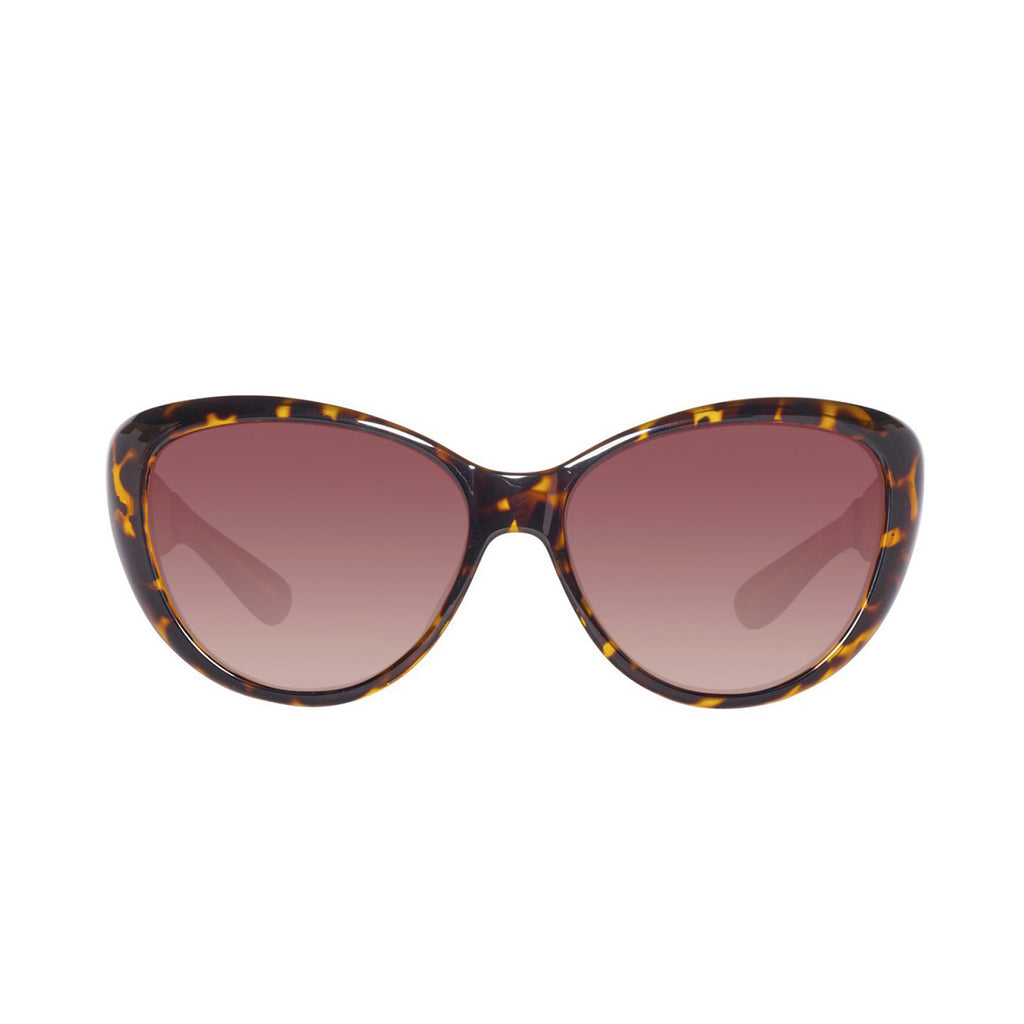 Guess GU7372 S57 56 Ladies Havana Sunglasses