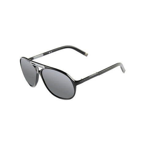 Karl Lagerfeld KL681S (050) Unisex Grey Transparent Sunglasses