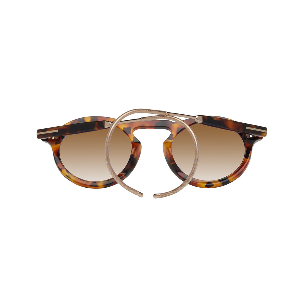 Tom Ford Unisex Sunglasses FT0632 55E 48