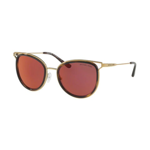 Michael Kors Havana Ladies Sunglasses -MK1025 1204D0