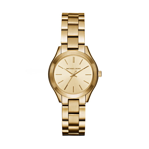 Michael Kors MK3512 Mini Slim Runway Ladies Watch