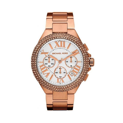 Michael Kors MK5636 Ladies Camille Chronograph Watch