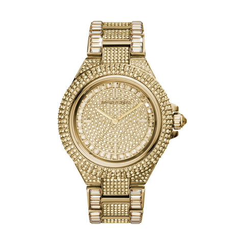 Michael Kors MK5720 Camille Ladies Gold Crystal Watch