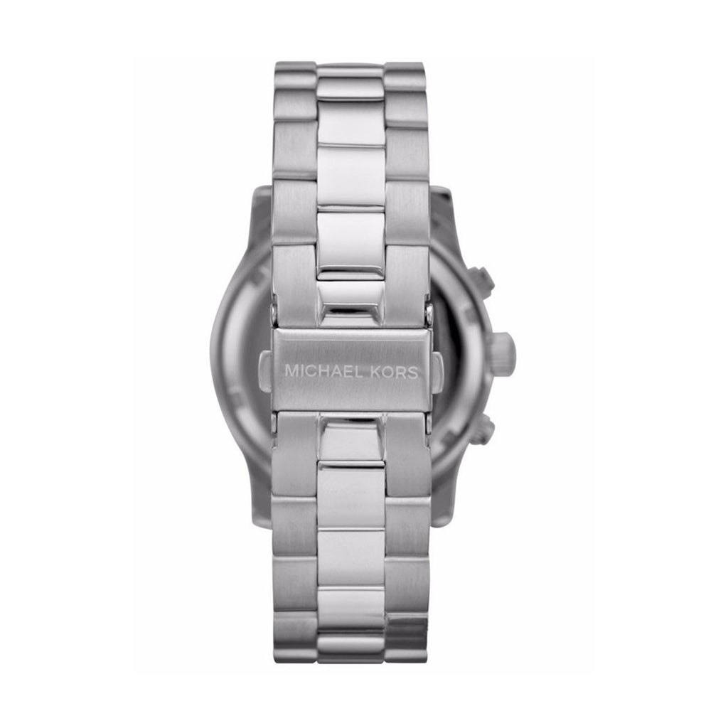 Michael Kors MK5814 Ladies Hunger Stop Silver Watch