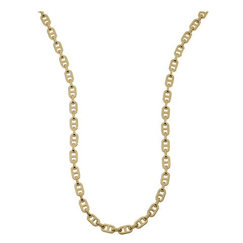 Michael Kors MKJ1944710 Ladies Gold Tone Long Link Necklace