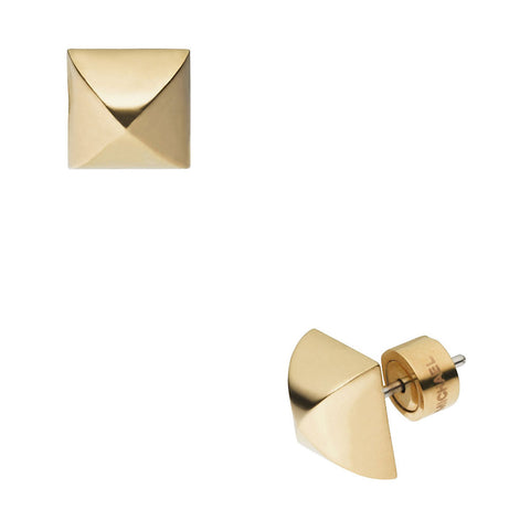 Michael Kors MKJ2895710 Ladies Pyramid Earrings