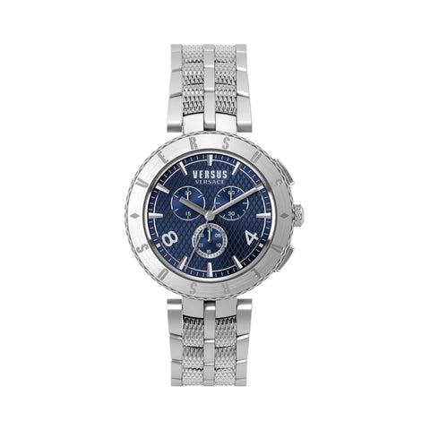 Versus by Versace S76130017 Men's Logo Chrono Watch