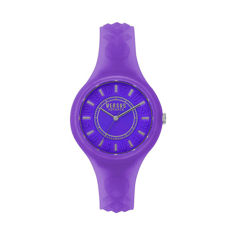 Versus By Versace SOQ110017 Fire Island Purple Ladies Watch