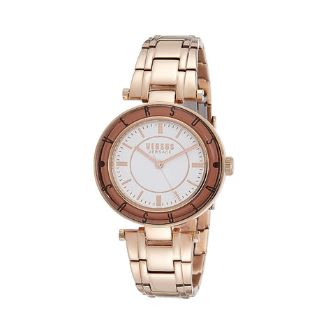 Versus by Versace SP8210015 Ladies Rose Gold Watch